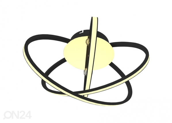 Kattovalaisin CARELLO BLACK LED