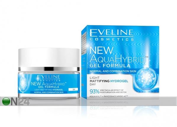 New Aqua Hybrid matta hydrogeeli Eveline Cosmetics 50ml