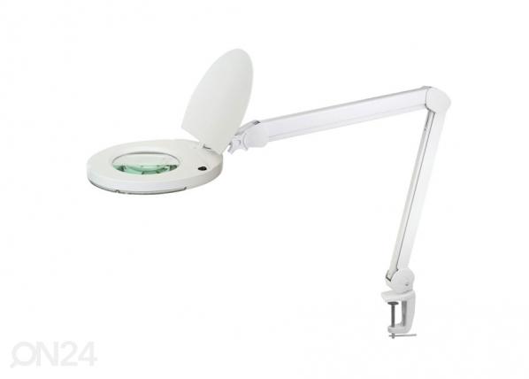 Pöytävalaisin SUURENNUSLASI XL LED