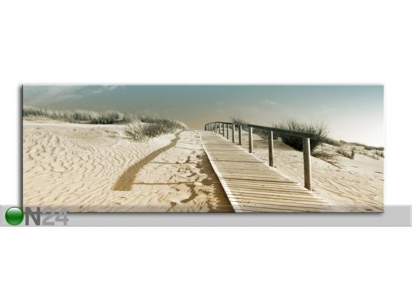 Lasitaulu HARMONY DUNES 125x50 cm