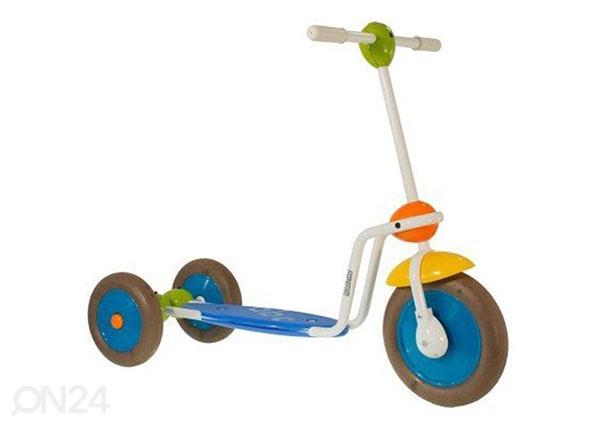 Kolmipyöräinen potkupyörä ABC
