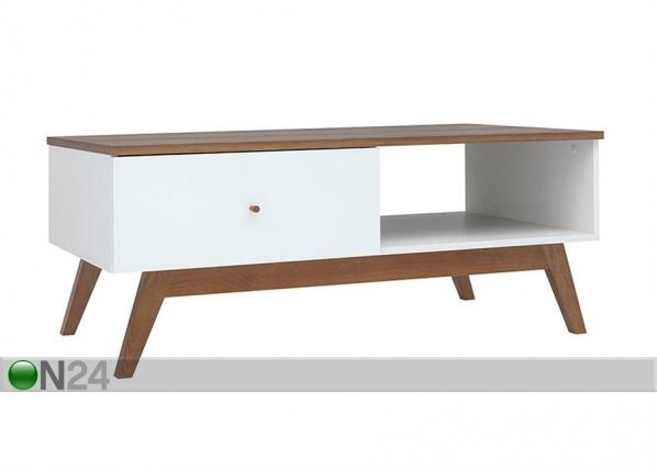 Sohvapöytä 110×60 cm