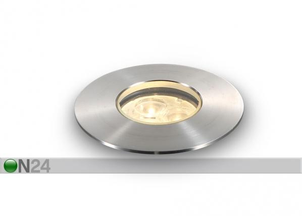 Maahan upotettava LED valaisin, IP67
