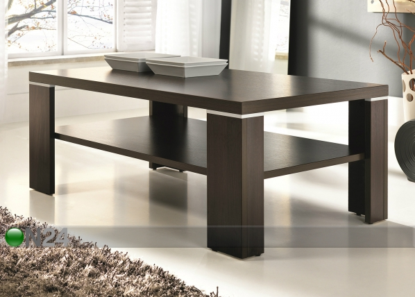 Sohvapöytä 109x68 cm