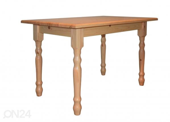 Ruokapöytä 120x80 cm