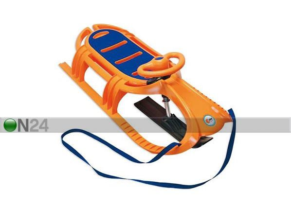 Kelkka SNOW TIGER DE LUXE oranssi