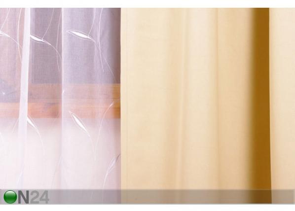 Pimentävä sivuverho BLONDY 150x220 cm