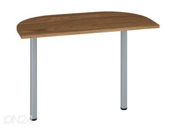 Konttoripöydän jatko-osa 100 cm