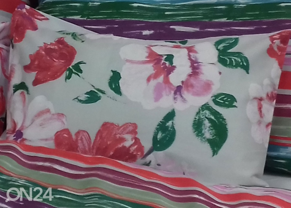 Tyynyliina LUISA FLOWERS 50x60 cm