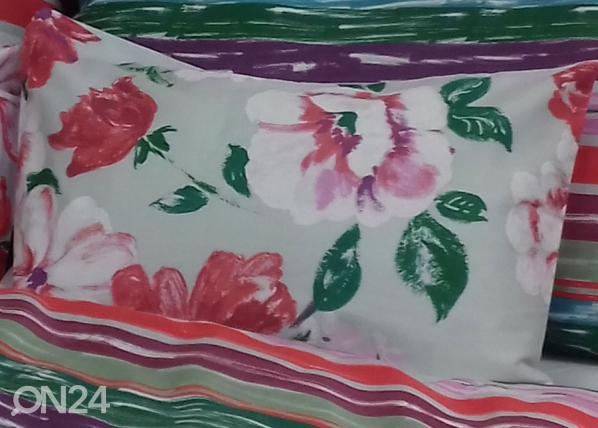 Tyynyliina LUISA FLOWERS 50x70 cm