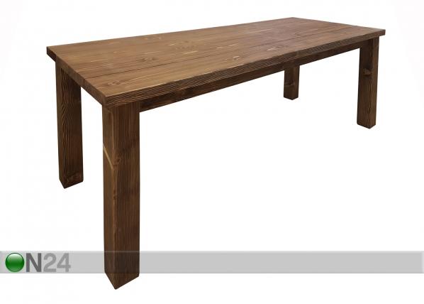Ruokapöytä 200x78 cm