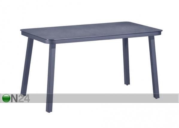 Puutarhapöytä JAKARTA 142x80 cm
