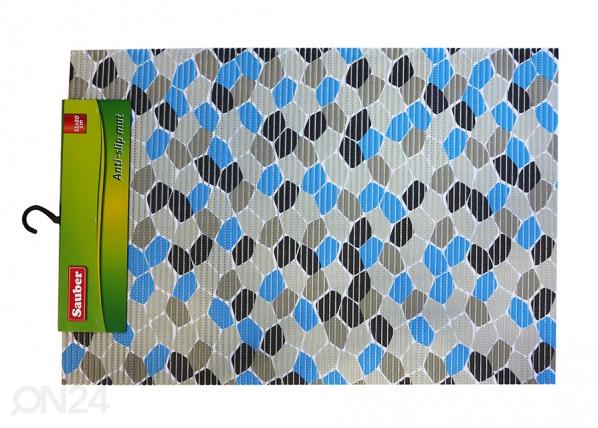 Kylpyhuoneen matto 55x80 cm