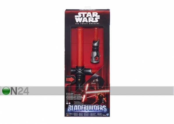 Miekka STAR WARS LIGHTSABRE KYLO