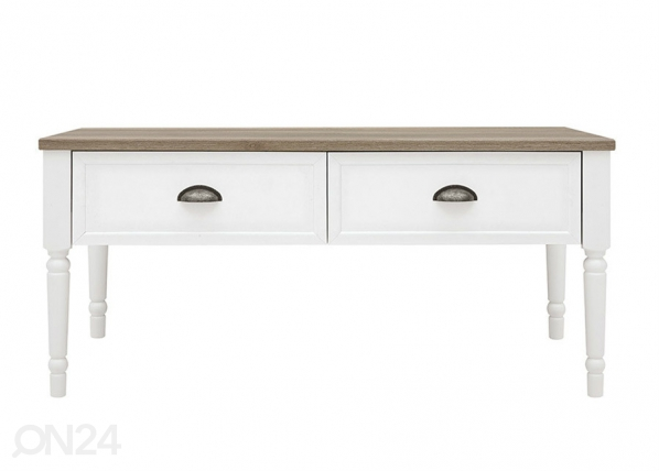 Sohvapöytä 110x55 cm