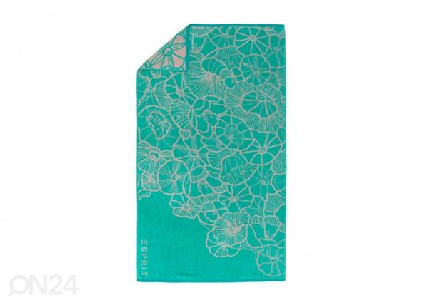 Rantapyyhe ESPIRIT MAYLA SEA 100x180 cm
