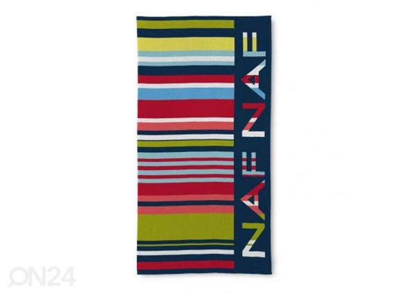 Rantapyyhe NAF NAF CODE 90x180 cm