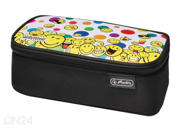 Penaali HERLITZ BE BAG BEAT BOX - SMILEYWORLD RAINBOW