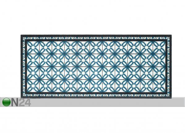 Keittiö-/eteismatto FASHION 50x120 cm