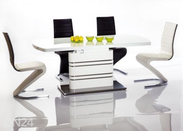 Jatkettava ruokapöytä GUCCI 85×140-200 cm