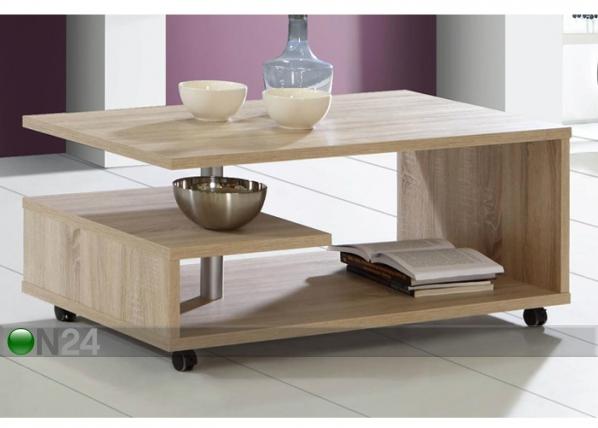 Sohvapöytä 105x60 cm