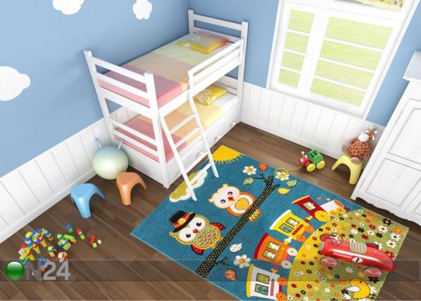 Lastenhuoneen matto 160x230 cm