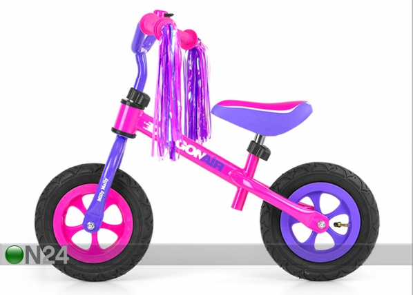 Potkupyörä Dragon Air roosa