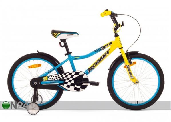 "Lasten polkupyörä SALTO 20"""