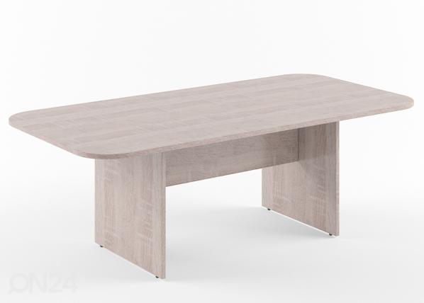 Kokouspöytä Xten 220x110 cm