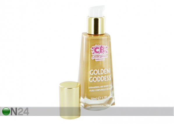 Kiiltoa antava ihoöljy GOLDEN GODDESS 50 ml