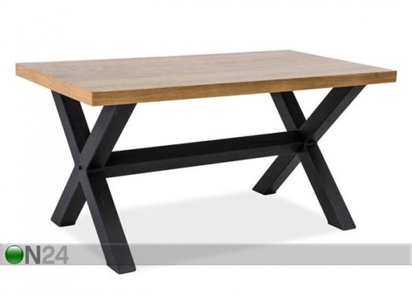 Sohvapöytä XAVIERO B 110×60 cm