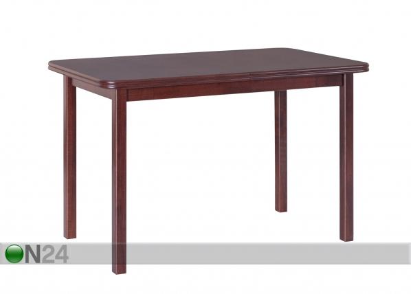 Jatkettava ruokapöytä 120-150×70 cm
