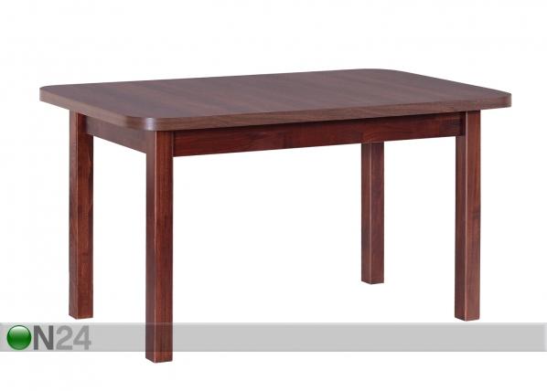 Jatkettava ruokapöytä 140-220x80 cm