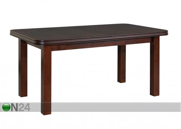 Jatkettava ruokapöytä 160-240x90 cm