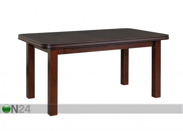 Jatkettava ruokapöytä 200-280x90 cm
