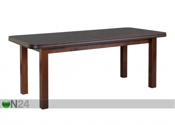 Jatkettava ruokapöytä 200-300x100 cm
