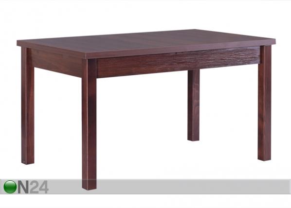 Jatkettava ruokapöytä 140-180x80 cm