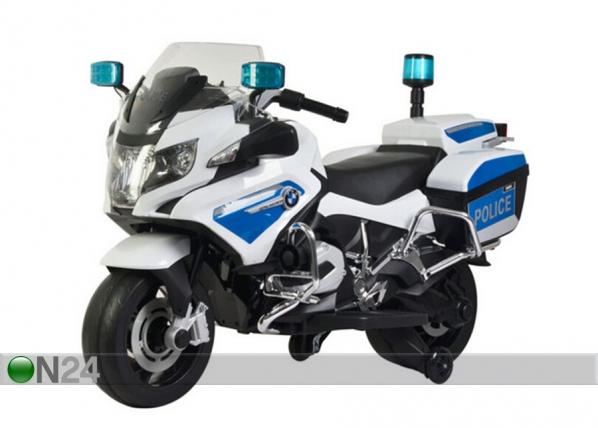 Sähkömoottoripyörä BMW POLICE