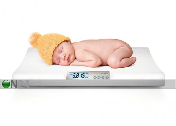 Digitaalinen vauvavaaka