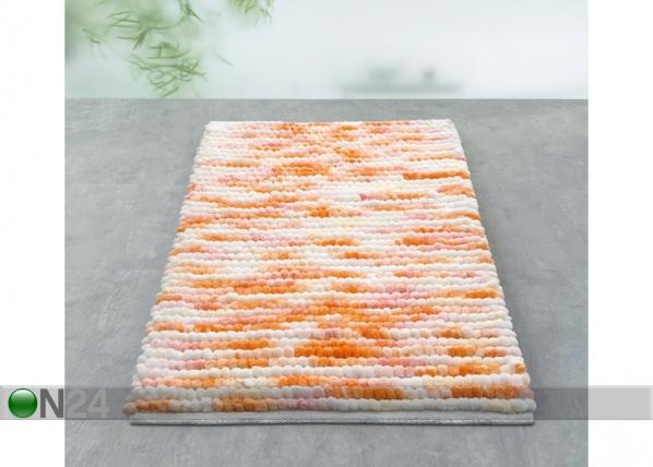 Kylpyhuoneen matto KITO 55x65x1,75 cm