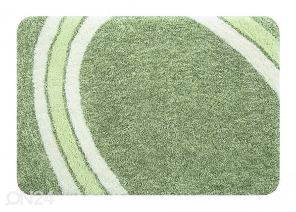 Kylpyhuoneen matto CURVE 55x65 cm
