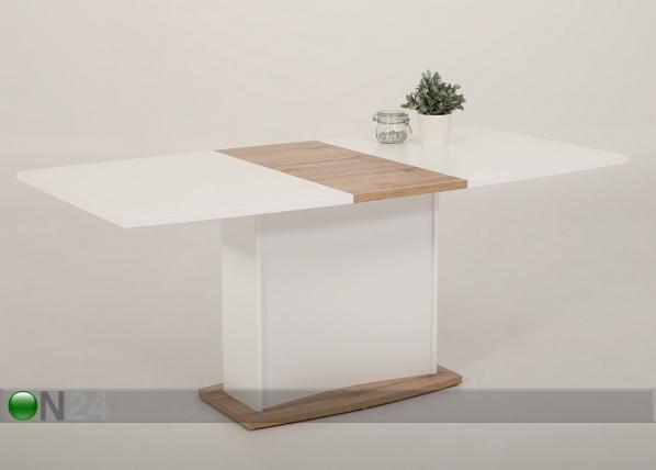 Jatkettava ruokapöytä FELICE 87x136/176 cm