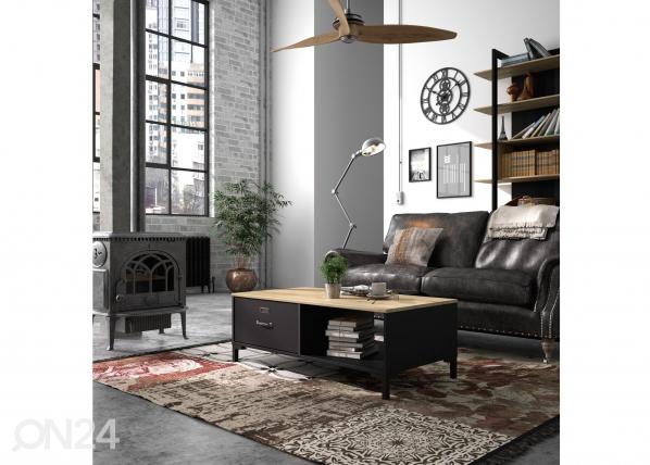 Sohvapöytä MANCHESTER 110×60 cm