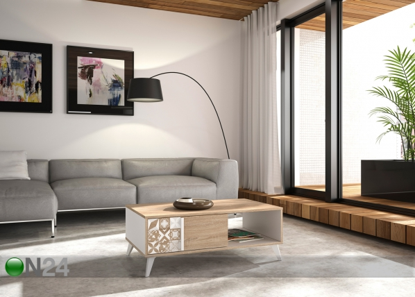Sohvapöydät CHLOE 100×60 cm