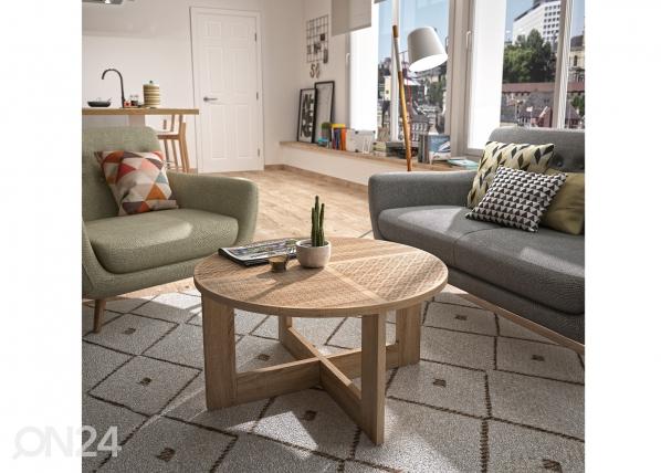 sohvapöytä TIKA Tika Ø 82 cm