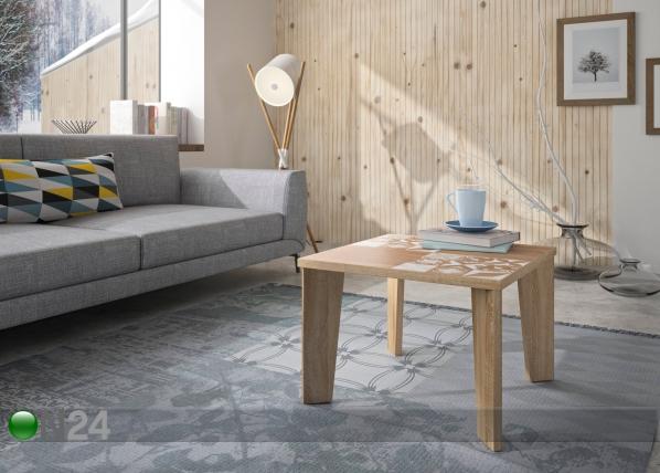 Sohvapöytä ARTIC 60x60 cm