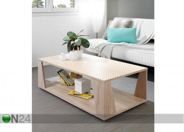 Sohvapöytä NORDIC 110x60 cm
