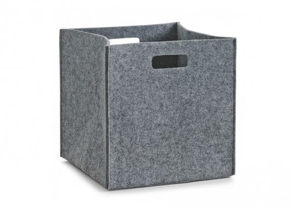 Laatikko huopakangasta