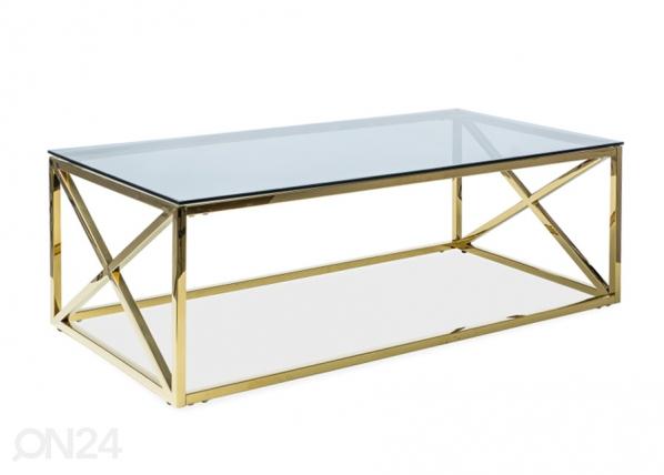 Sohvapöytä ELISE A 120x60 cm