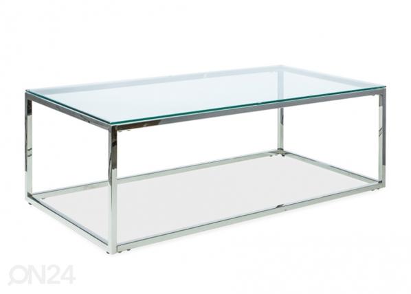 Sohvapöytä HILTON A 120x60 cm